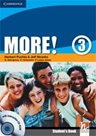 More! 3 - Students Book + interactive CD-ROM
