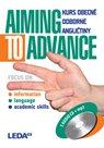 Aiming to advance + 2cd (kurs obecně odborné angličtiny)