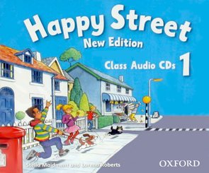 Happy Street 1 NEW EDITION Audio Class CDs