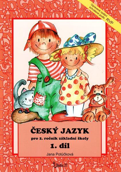 Český jazyk pro 2.r. ZŠ - I.díl/ RVP