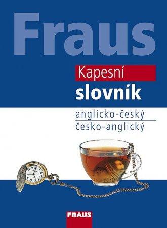 Anglicko-český a česko-anglický kapesní slovník - kolektiv - 90x123 mm, brožovaná