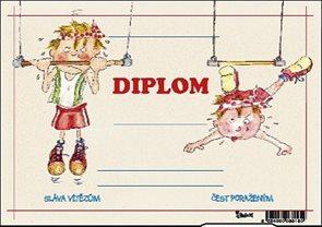 Diplom A5 - Sláva vítězům, čest poraženým