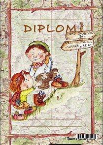 Diplom A5 - Turisti