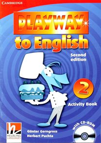 Playway to English 2 Activity Book + CD-ROM SECOND EDITION