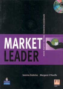 Market Leader Advanced Course Book + audio CD + CD-ROM