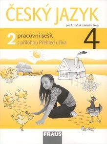 Český jazyk pro 4. r. ZŠ  - pracovní sešit 2. díl