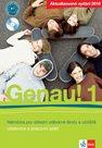 Genau! 1 Němčina pro střední odborné školy a učiliště - učebnice s PS + CD