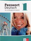 Passwort Deutsch 1, 5 dílny - komplet učebnice + PS + CD