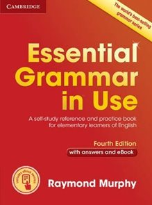 Essential Grammar in Use 4th Edition Edition with answers and Interactive eBook /4. vydání