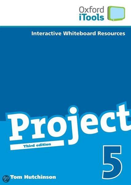 Project 5 třetí vydání - iTools CD-ROM