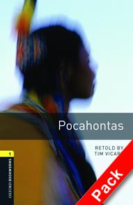 Pocahontas + audio CD