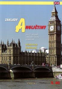 Základy angličtiny 2. díl učebnice pro 2.st.ZŠ praktické