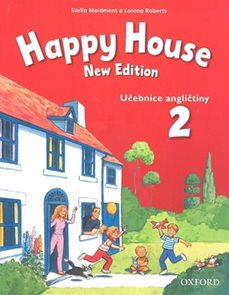 Happy House 2 NEW EDITION Class Book CZ