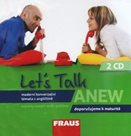 Lets Talk Anew - audio CD