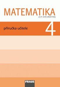 Matematika 4. ročník - příručka učitele