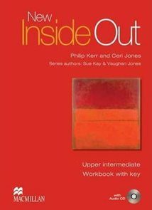 New Inside Out Upper-intermediate Workbook + key
