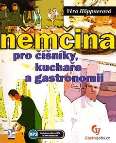 Němčina pro číšníky a kuchaře / MP3/