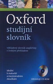 Studijní slovník + CD-ROM Pack (Oxford)