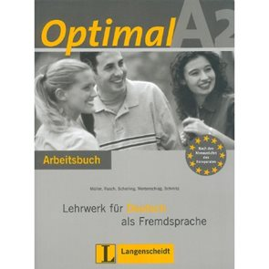 Optimal A2 Arbeitsbuch + audio CD