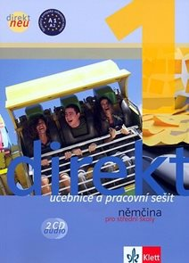 Direkt NEU 1 - učebnice + pracovní sešit + 2 CD + gramatika + nejčastější chyby
