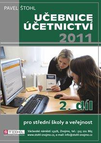 Učebnice účetnictví 2.díl SŠ 2011