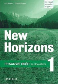 New Horizons 1 Workbook (Czech Edition)