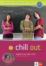 Chill out 1 pro SOŠ a SOU - učebnice, prac. sešit + 2 CD ve formátu MP3