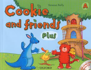 Cookie and Friends A Plus Classbook with Song and Stories CD Pack