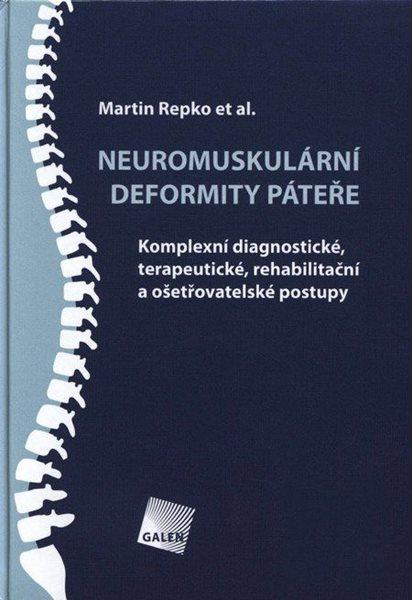 Neuromuskulární deformity páteře - Martin Repko, Sleva 28%
