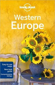Western Europe /západní Evropa/ - Lonely Planet Guide Book - 10th ed.
