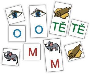 Didaktická pomůcka Obrázková abeceda