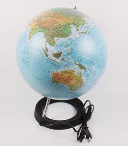 Globus - Full Circle - Blue World - 30cm  /Atmosphere/