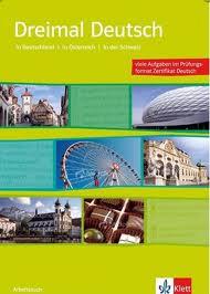 Dreimal Deutsch NEU / Arbeitsbuch & Audio-CD