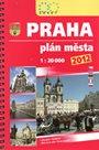 Praha - atlas 1:20 000 - Žaket - vydání 2012