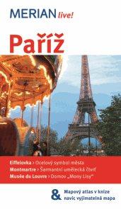 Paříž - průvodce Merian č.2 - 5.vydání /Francie/