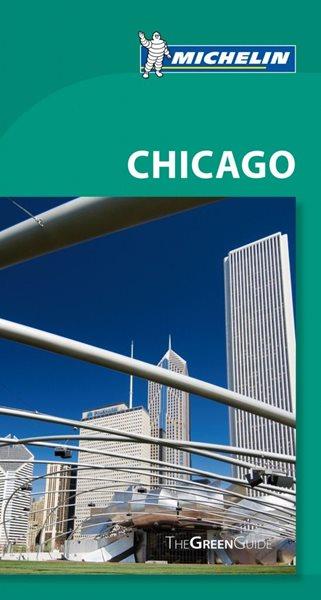 Chicago - Michelin Green Guide - 12x23 cm