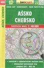 Ašsko, Chebsko - mapa SHOCart č. 405 - 1:40 000
