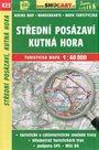 Střední Posázaví, Kutná Hora - mapa SHOCart č. 423 - 1:40 000