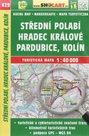 Střední Polabí, Hradec Králové, Pardubice, Kolín - mapa SHOCart č. 429 - 1:40 000