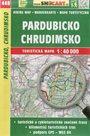 Pardubicko, Chrudimsko - mapa SHOCart č. 448 - 1:40 000