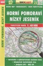 Horní Pomoraví, Nízký Jeseník - mapa SHOCart č. 460 - 1:40 000