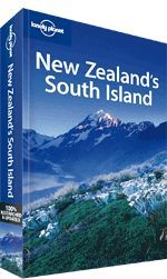 New Zelands South Island - Lonely Planet Guide Book - 2th ed. - A5