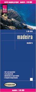 Madeira - mapa Reise Know-How 1:45 000