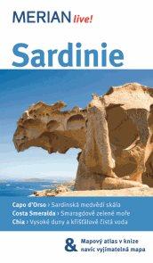 Sardinie - průvodce Merian č.53 /Itálie/