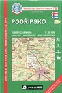 Podřipsko - mapa KČT č.9 - 1:50t