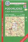Podorlicko a okolí Babiččina údolí - mapa KČT č.25 - 1:50t