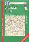 Orlické hory - mapa KČT č.27 - 1:50t