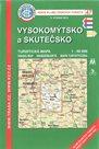 Vysokomýtsko a Skutečsko - mapa KČT č.47 - 1:50t