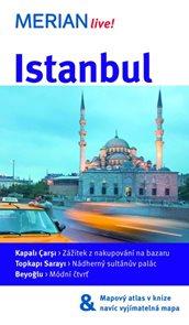 Istanbul - průvodce Merian č.16 - 5.vydání /Turecko/