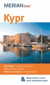 Kypr - průvodce Merian č.17 - 6.vydání
